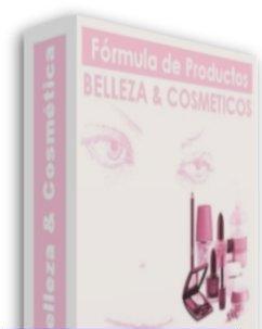 Formulas Para Productos De Limpieza - Cosmeticos - belleza