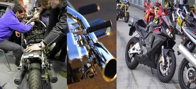 Manuales mantenimiento de motos + mecanica de la bicicleta