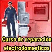 Curso reparacion electrodomesticos