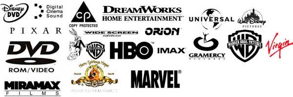 Vectores de marcas y compañias